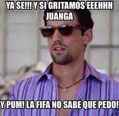 #memes #español #mundial2014 #brasil2014 #futbol #méxico #eeehputo