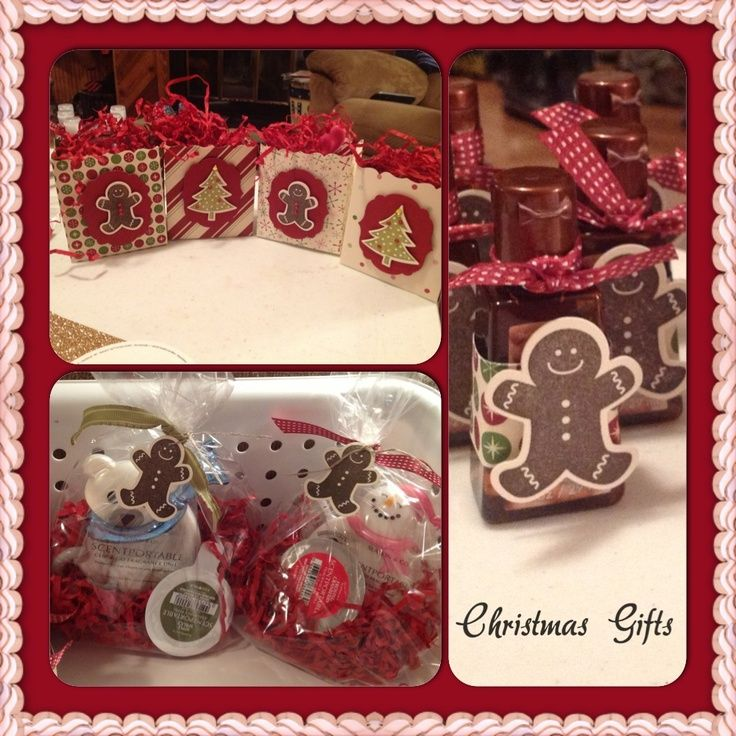 Stampin Up Christmas Gift Ideas Gift Ideas Pinterest Homemade Christmas Gifts Holiday Crafts Christmas Diy Christmas Gifts