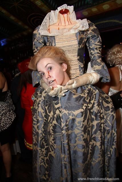 Lana\u0027s Marie Antoinette Marie antoinette costume, Costumes and - scary homemade halloween costume ideas