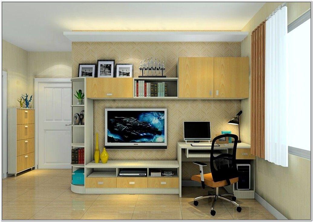 Living Room Computer Desk Room Design Desk In Living Room Entertainment Room Design Room Design Images