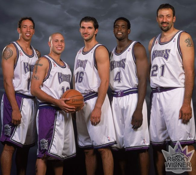 d0977a8579f This is when Pat and I fell in love, watching the Team For The Ages, Sacramento  Kings Old School