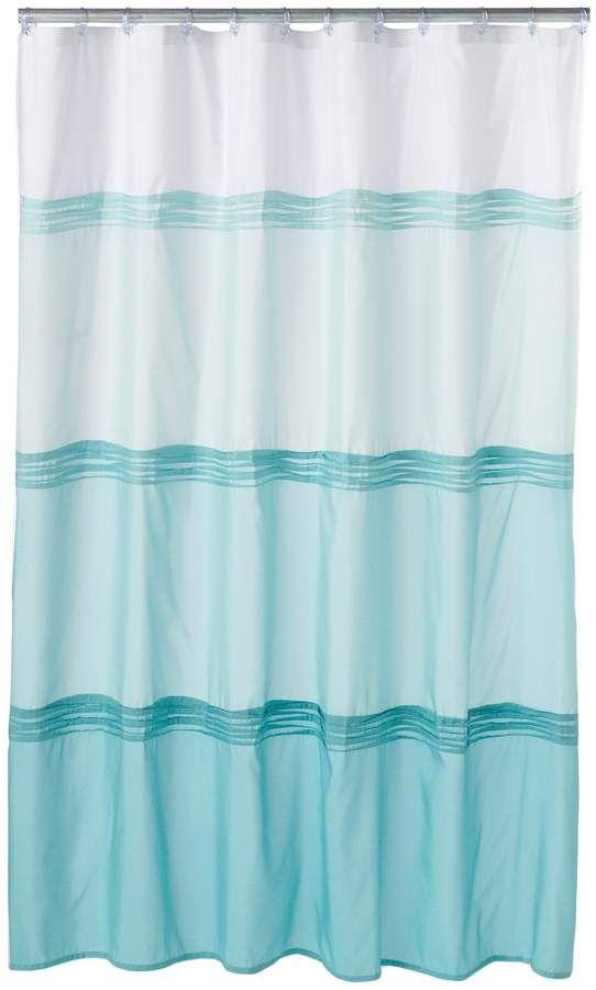 Sonoma Goods For Life Shoreline Pintuck Fabric Shower Curtain