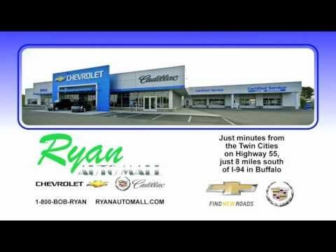 Ryan Chevrolet Cadillac Buffalo Mn. Cars Cost Less In Buffalo