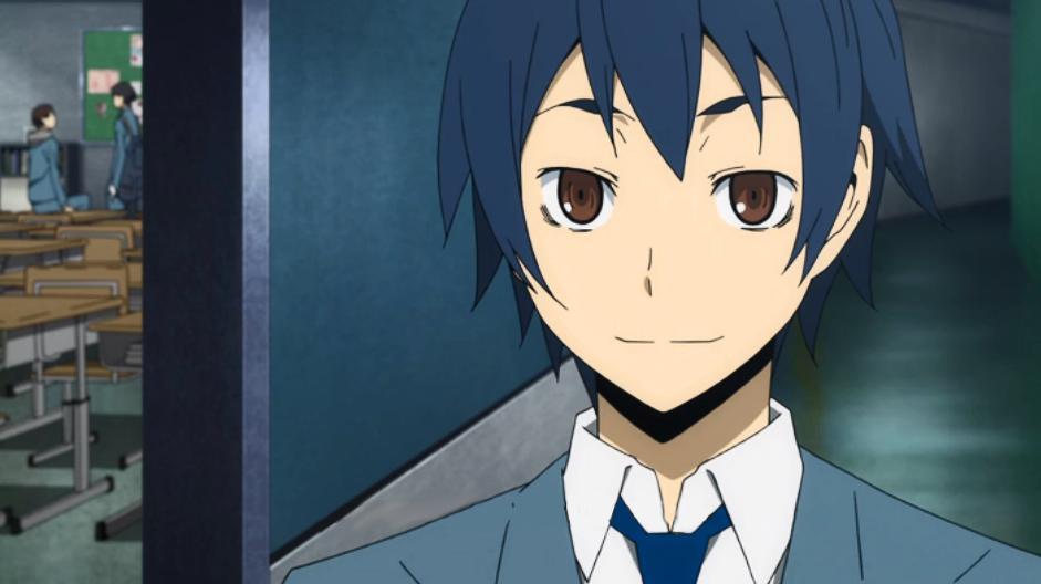 Durarara!!x2 Aoba Episode 2 Durarara, Anime, Anime shows