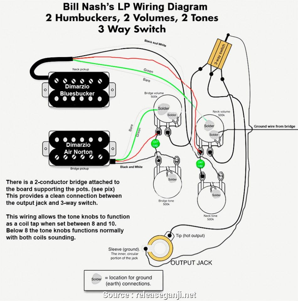 19 Amazing Wiring Diagram Guitar Design