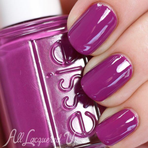 Essie Spring 2105 Flowerista Swatches & Review | Esmalte, Colores de ...