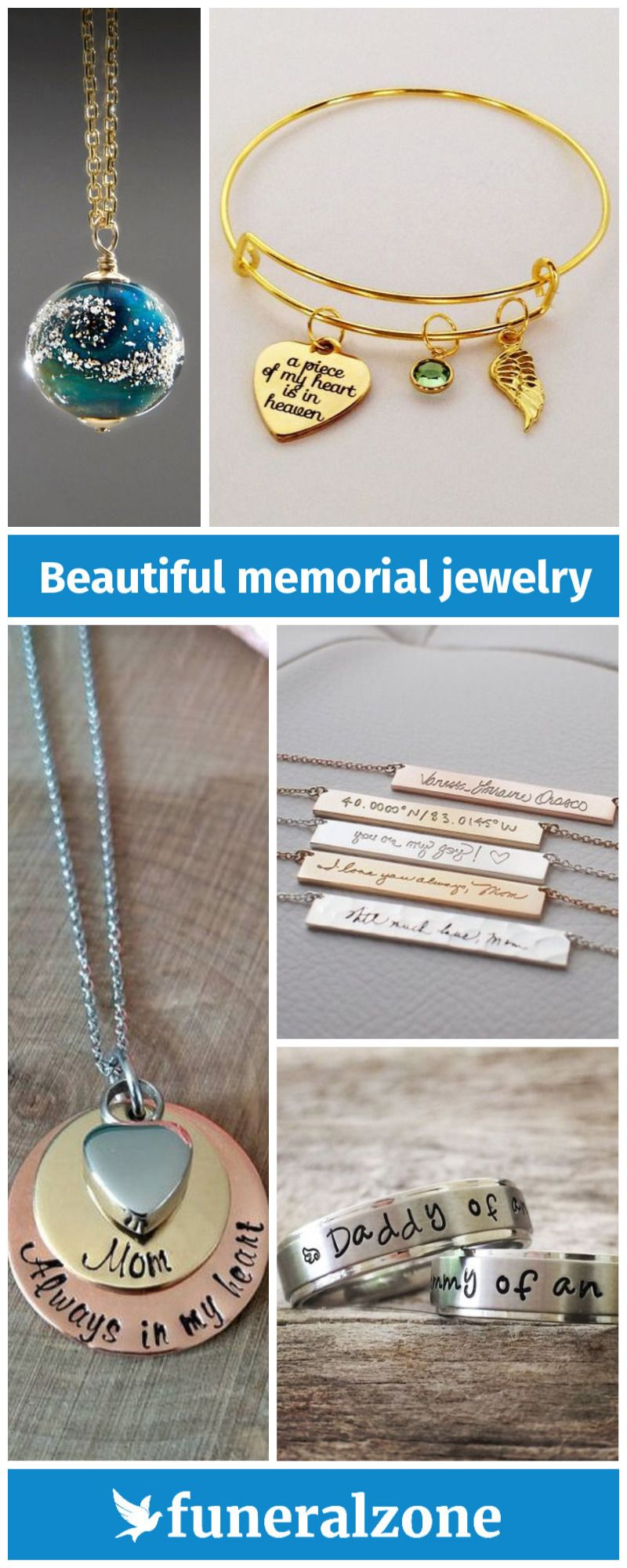 24+ Jewelry in remembrance of a loved one ideas