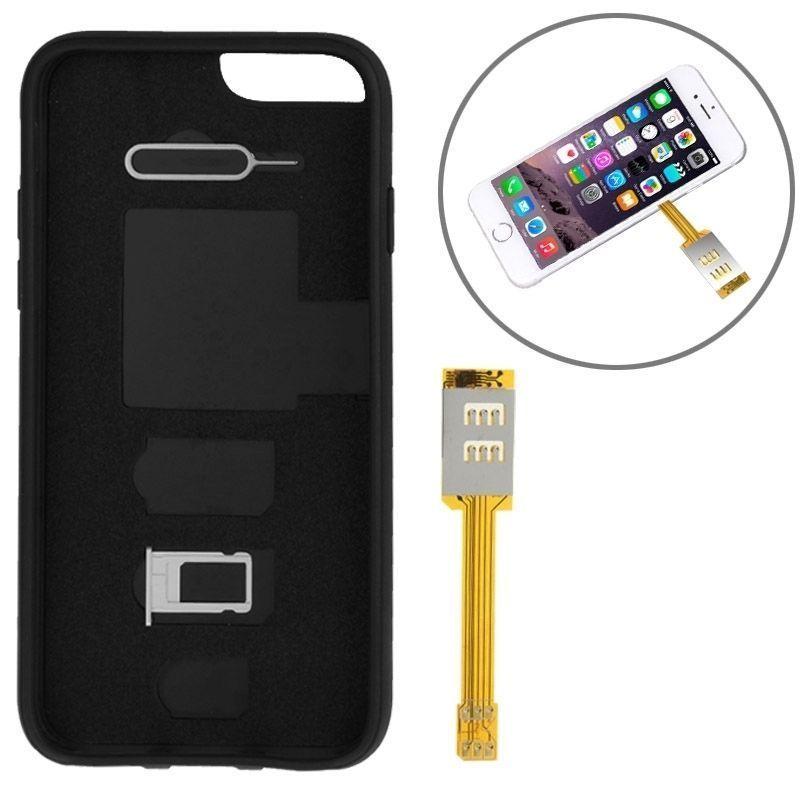 innovative design 7c227 629a2 Details about Cobble Pro Slim Leather Dual Card Slot Back Case Cover ...