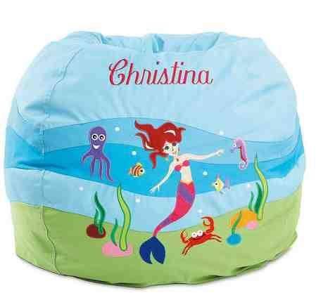 Pleasing Mermaid Beanbag Chair 89 99 Mermaidgardenornaments Com Caraccident5 Cool Chair Designs And Ideas Caraccident5Info