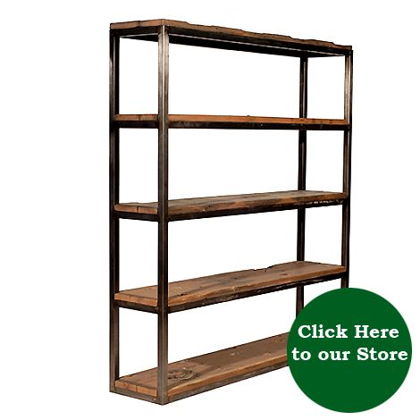 prm media reside store furnishings frame bookshelf ihrm bookcase metal w shelves simien m solid bookcases browse product wood