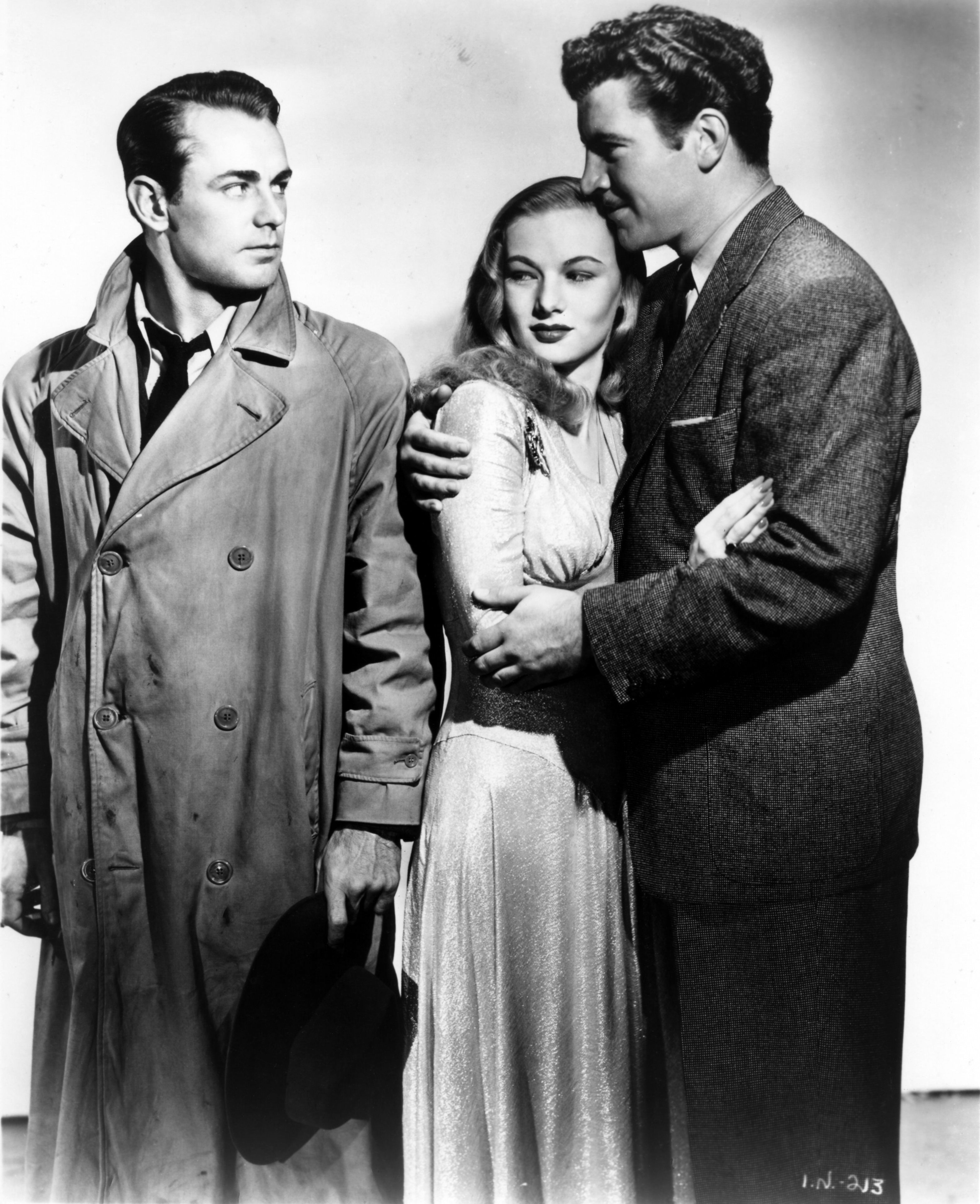 Image result for This Gun for Hire 1942 Alan Ladd