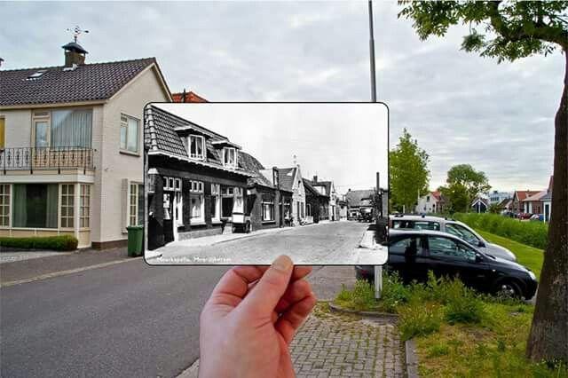 Moerdijkstraat in Moerkapelle