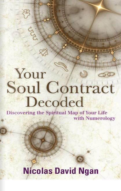 Your soul contract decoded discovering the spiritual map of your your soul contract decoded discovering the spiritual map of your life with numerology by nicholas malvernweather Images