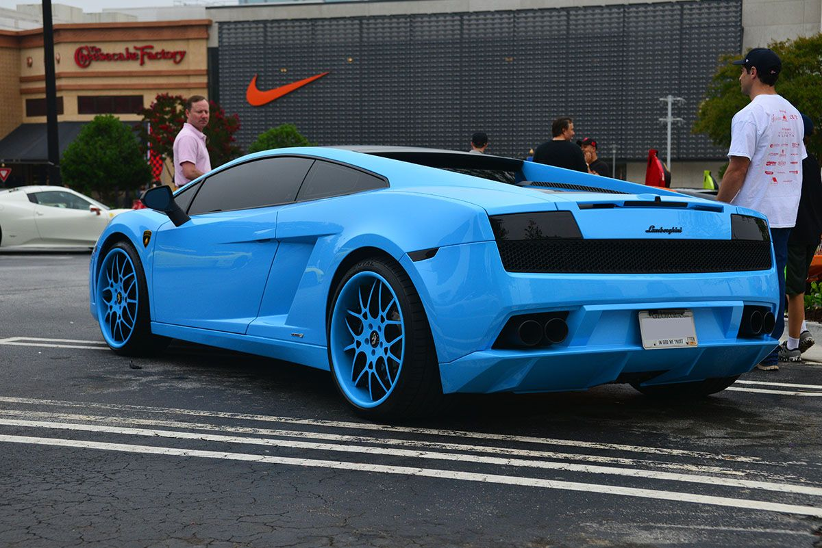 lamborghini gallardo 2014 blue. blue lamborghini gallardo 2014 3