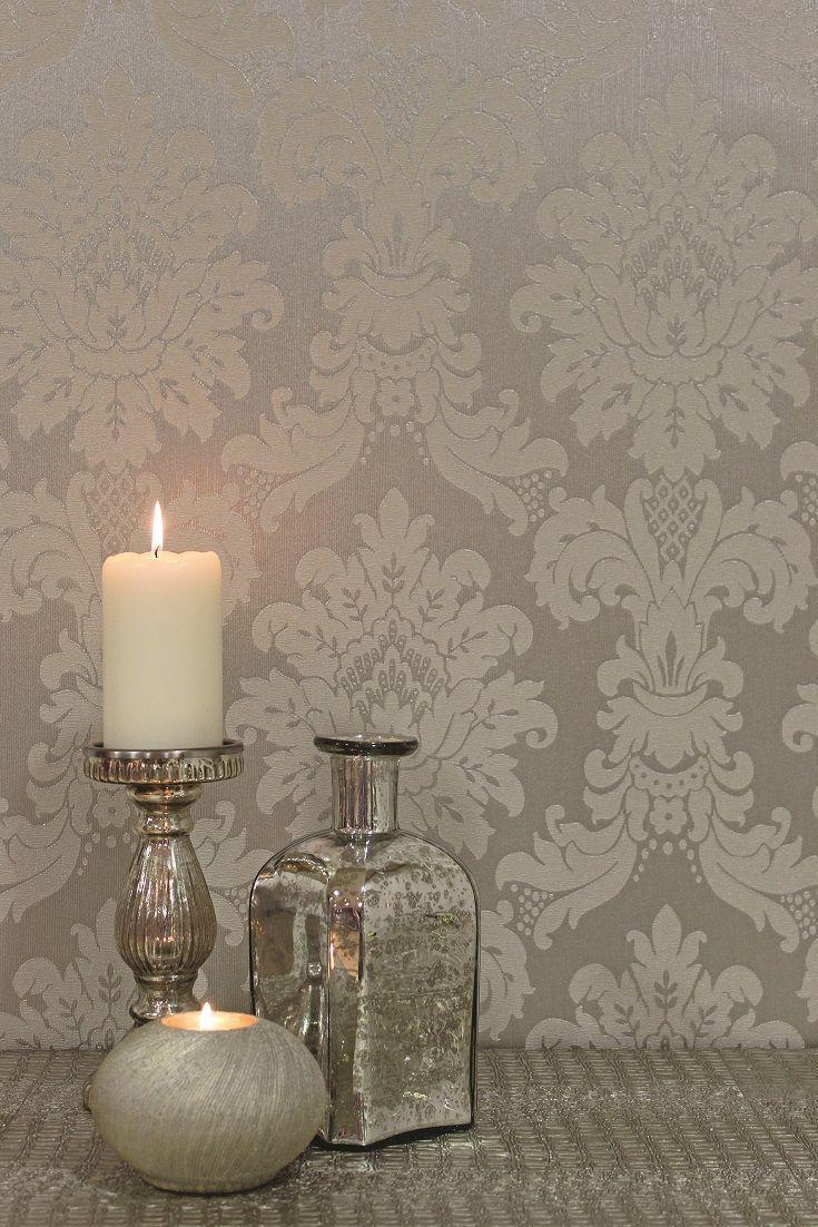 erstaunliche tapeten designs f r wohnzimmer k chen in. Black Bedroom Furniture Sets. Home Design Ideas