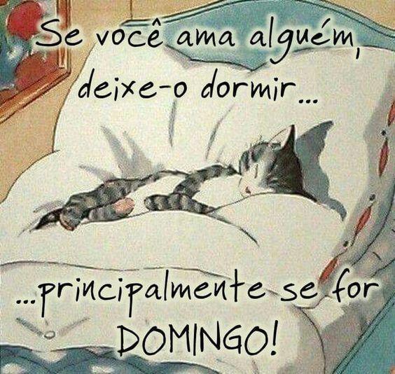 Frases Para Status Dormir Domingo Imagens Sud Pinterest