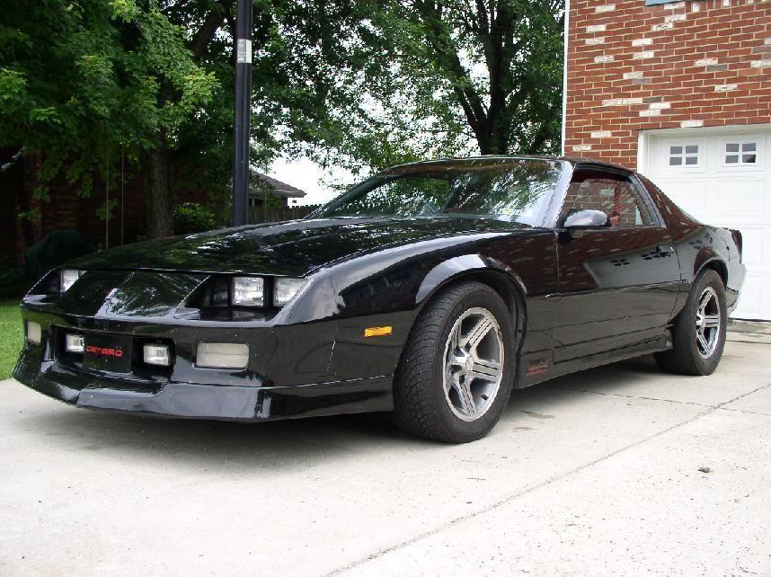1989 Chevrolet Camaro Iroc Z 5 7l 1 4 Mile Drag Racing Camaro