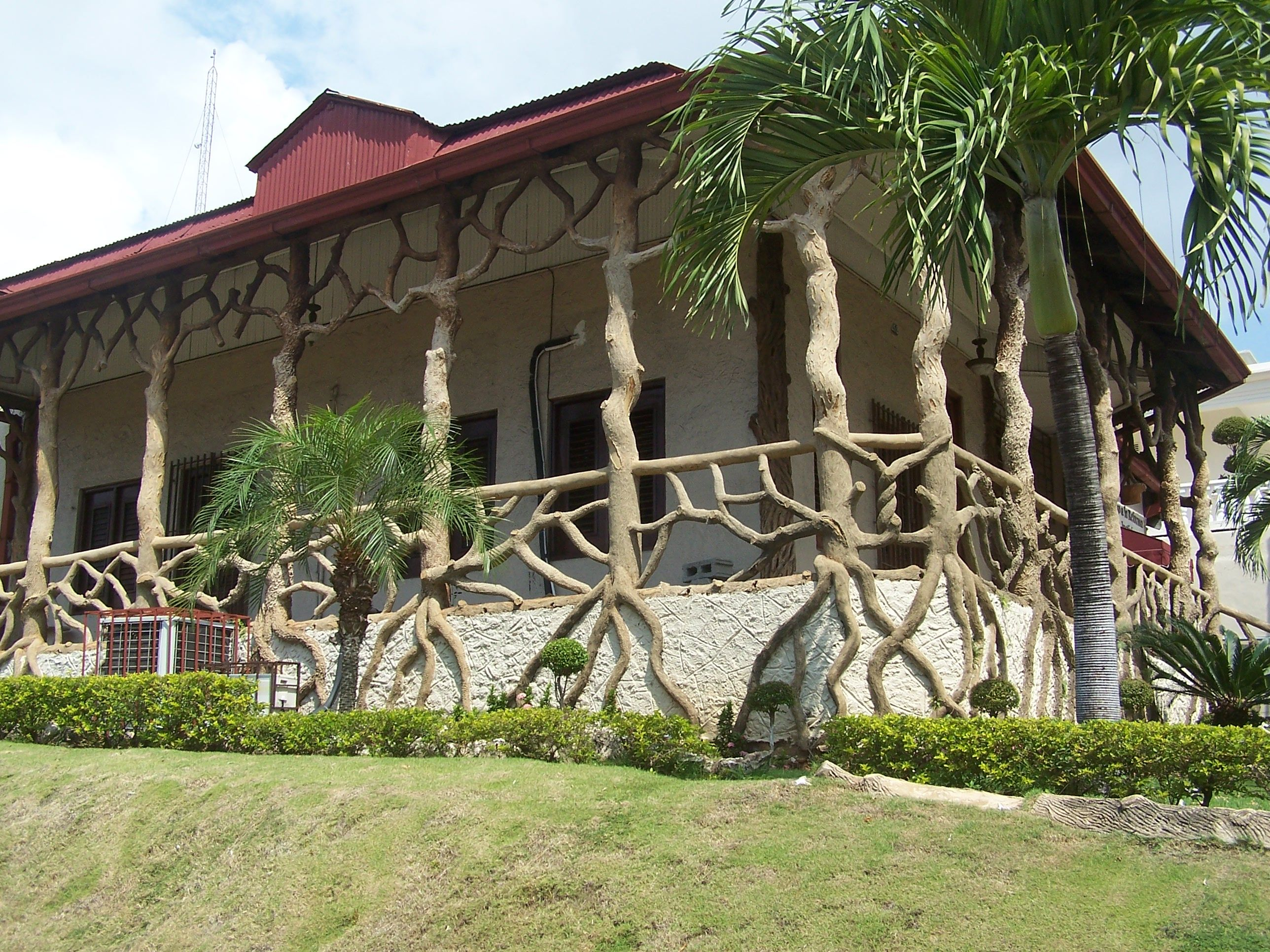 La casa de las raices, Santo Domingo, Rep. Dom. Mis