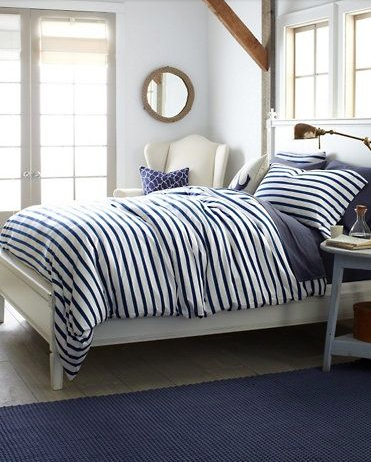 Blue bedroom /Martine Haddouche /