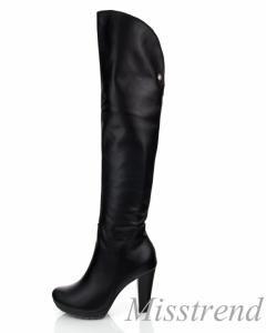 Kozaki Koty Czarne Za Kolano Muszkieterki Skora 39 5762550805 Oficjalne Archiwum Allegro Boots Stiletto Boot Heels