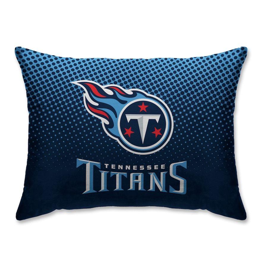 Pegasus Tennessee Titans Micro Plush Pillow Protector Pillow