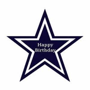 Pin By Eleazar Trejo On Dallas Cowboys Dallas Cowboys Star Dallas Cowboys Birthday Dallas Cowboys