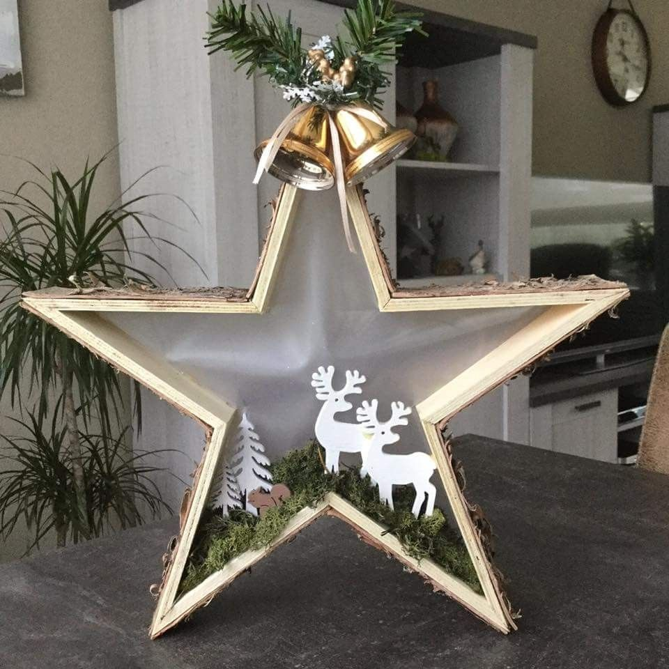3d folie auf der rückseite #weihnachtenholz 3d folie auf der rückseite