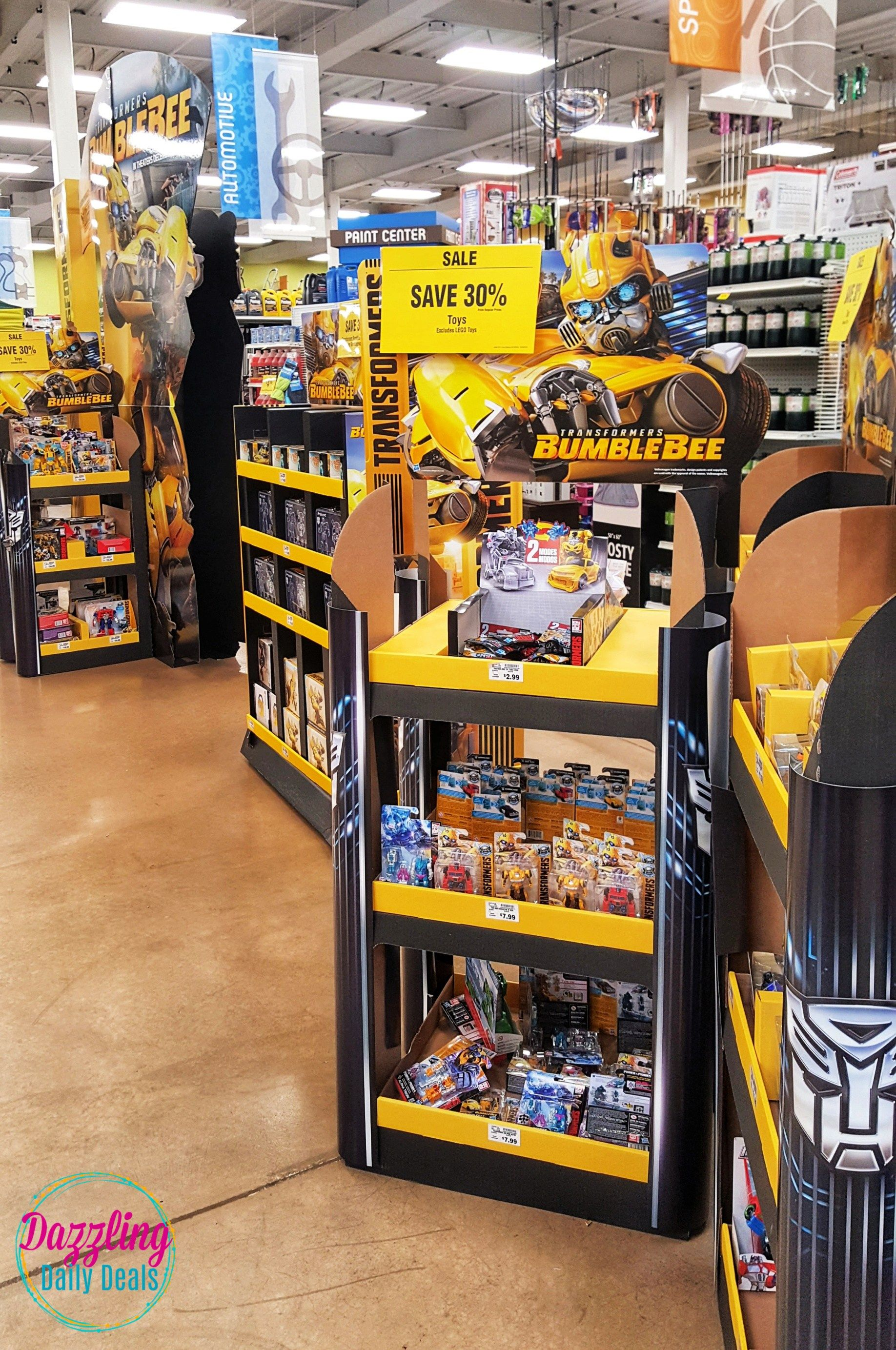 Fred Meyer Is Your One Stop Shop For All Your Bumblebee Movie Gear