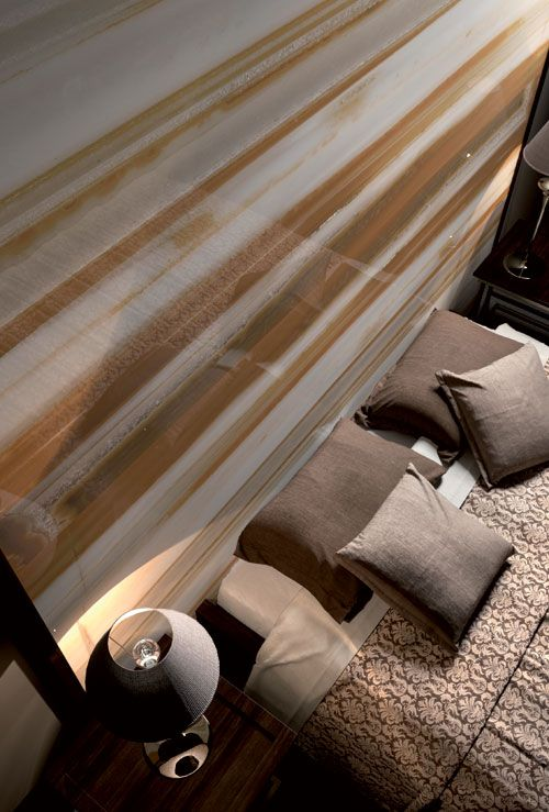 Marble Slabs for Luxury Interior Wall Coverings: Precious Stones - Fiandre