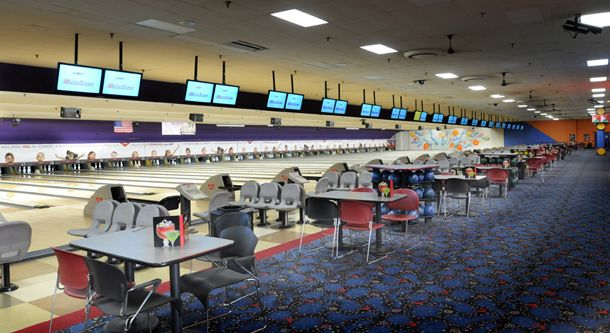Bowling Centers Amf Bowling Amf Milford Lanes Milford Ct Best Bowling Alleys Bowling Milford Lounge Areas