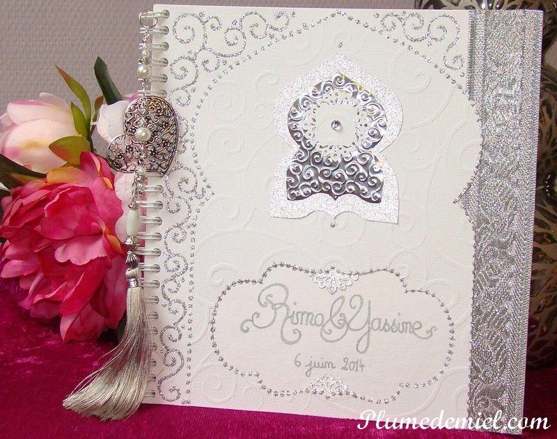 Livre d'or oriental mariage http://plumedemiel.com