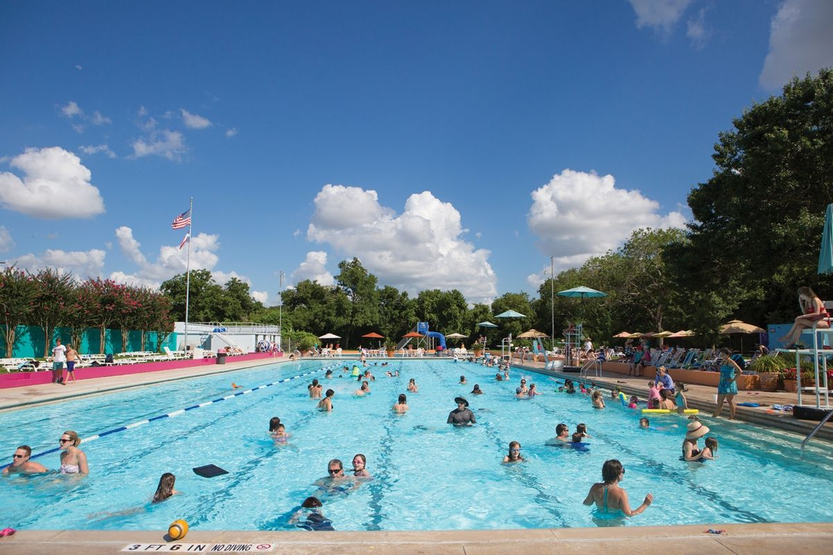 Alamo Heights Families Have Spent Summers At The Olympic Size Heights Pool For The Last 67 Years