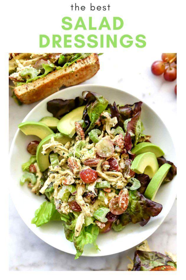 These Salad Dressing Recipes Make Any Boring Salad Taste