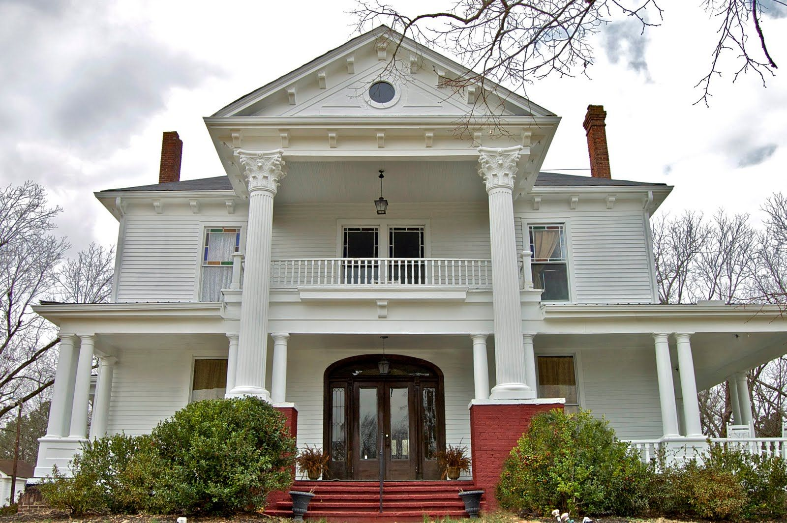 Victorian homes for sale in mississippi - Thistledome In Byhalia Ms Built 1840