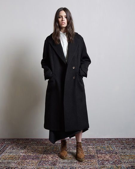 Hachung Lee / Wool Coat