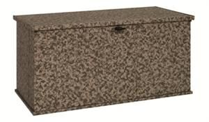 Arrow Storboss Bull Dog Camoflaged Metal Storage Box  #storageshedsoutlet