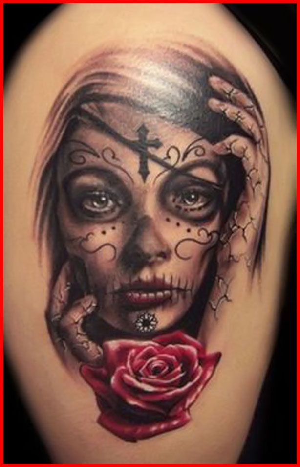 Girly Sugar Skull Tattoo Meaning Google Search Tattoo Ideas