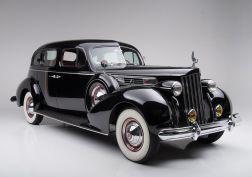 1939 Packard Super Eight Touring Sedan (1703-1272) luxury retro g wallpaper