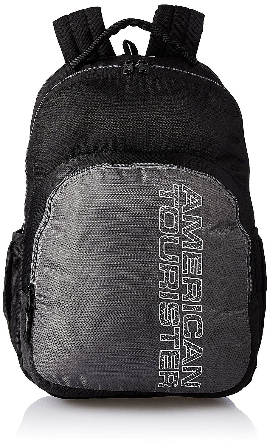 4cec3a1142  4  American Tourister Jasper 13 ltrs Black Kids Backpack (5 - 7 years age)