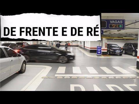 Como Estacionar Em Vaga De Shopping Parte 1 Youtube Dirigindo