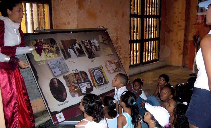 Novedades - TIERRA MAGNA - EART - AUDIOTOURS, Audioguías, Recorridos Culturales y Sistemas de Guianza - Cartagena de Indias