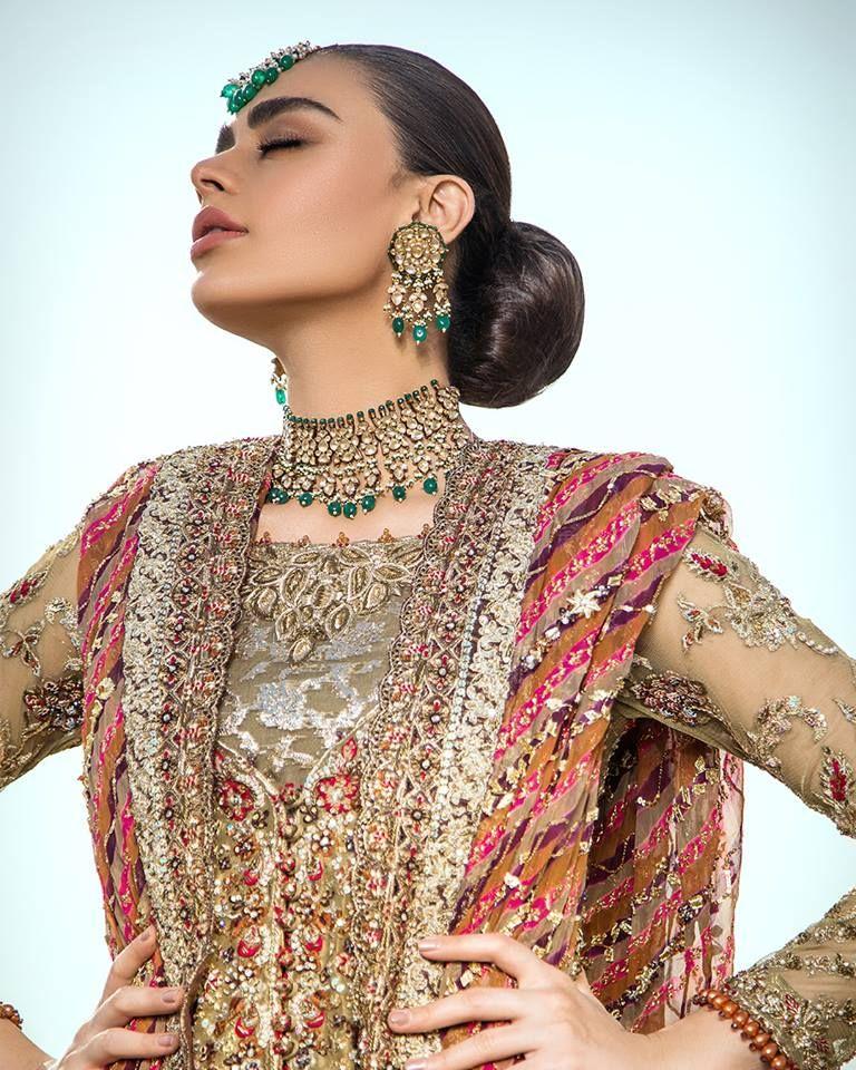 b01291a720 Umsha by Uzma Babar Bridal Collection #weddingwear #pakistaniweddingdress  #pakistanidress #pakistanistyle #pakistanistylelook #pakistanidesigner ...
