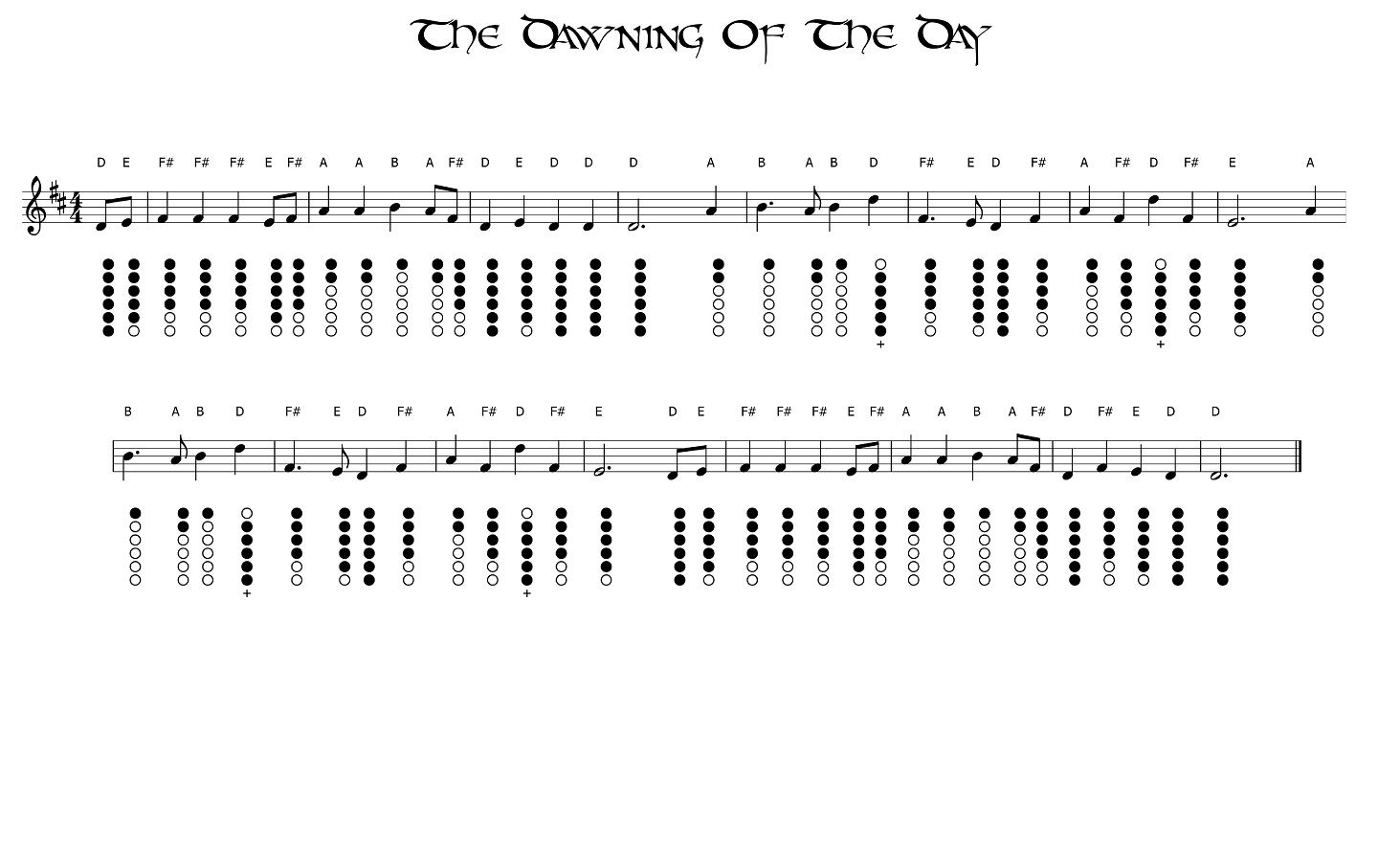 The Dawning Of The Day | Tin Whistle in 2019 | Tin whistle, Native