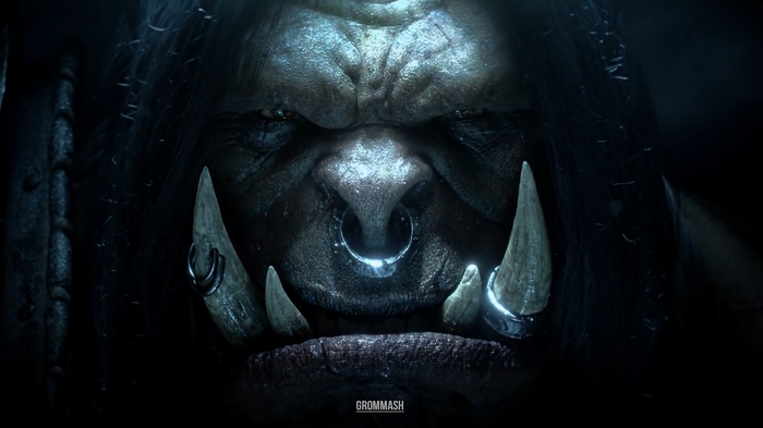 Grommash Hellscream Video Games World Of Warcraft