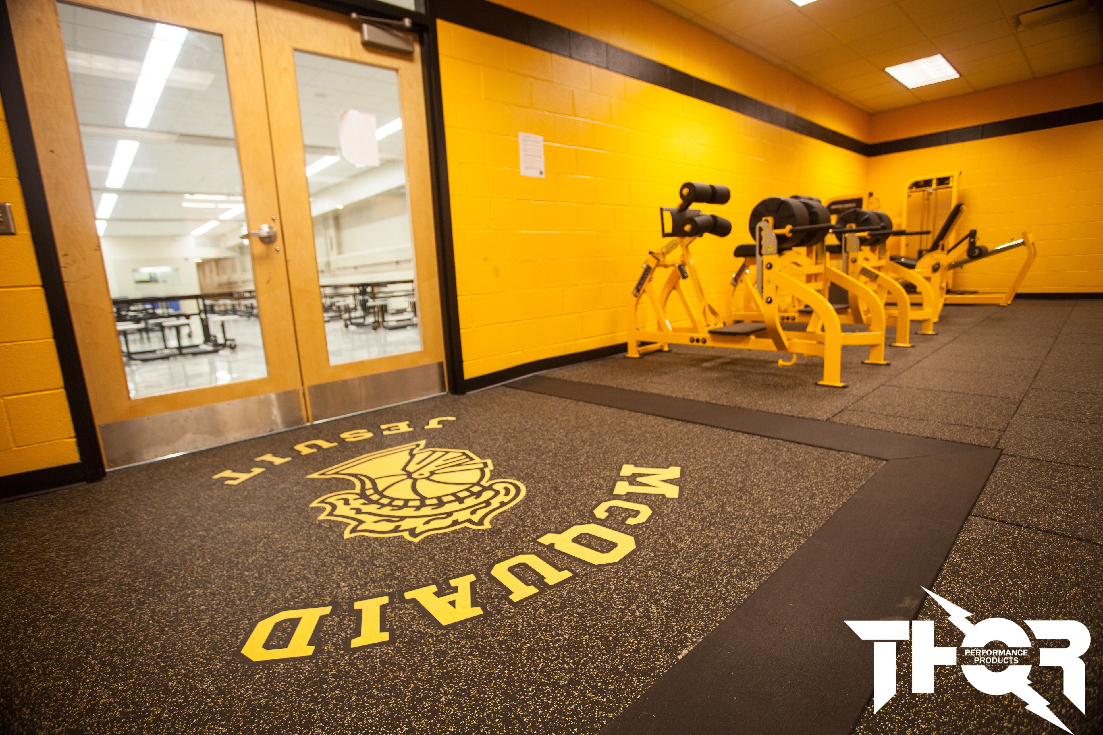 80 Weight Room Flooring By Thor Performance Products Ideas In 2021 Weight Room Flooring Rubber Flooring Flooring