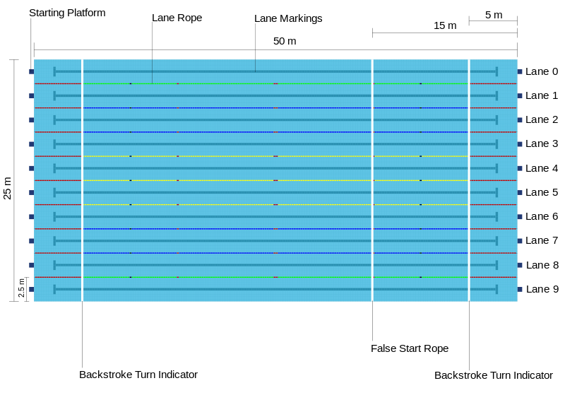 Regulation Olympic Size Swimming Pool Swimming Pool Dimensions Olympic Size Swimming Pool Swimming Pool Size