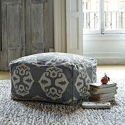 Floor Pillows Cushions Poufs