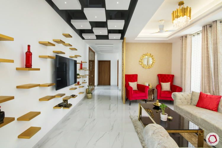 6 Fancy False Ceiling Ideas for Every Room at Home ...