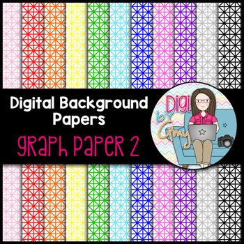 You will receive 11 digital graph papers They are 85 X 11 pages - graph paper powerpoint