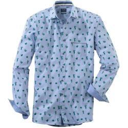 Olymp Casual Hemd, modern fit, Kent, Grün, M Olympolymp #stylishmen